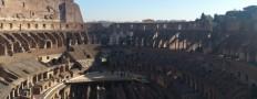 The Colosseum, Rome, IT